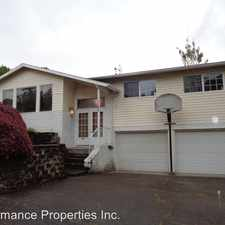 Rental info for 1165 NW Bella Vista Place