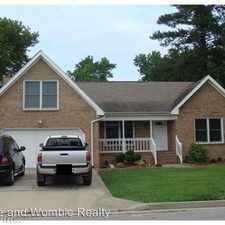 Rental info for 1020 Copper Stone Circle