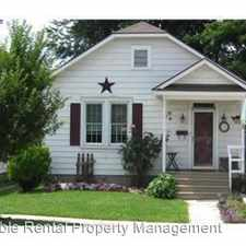 Rental info for 737 Maryland Avenue