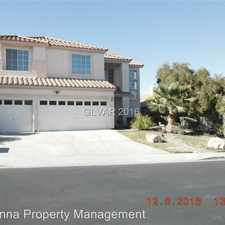 Rental info for 187 Reed Lane in the Green Valley South area