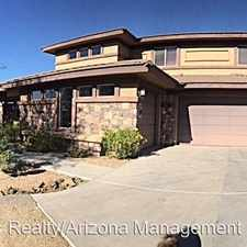 Rental info for 9874 E Allison Way