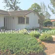 Rental info for Well maintained Solvang home, located in a quiet neighborhood