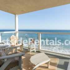 Rental info for Carbon Beach Waterfront Apartment