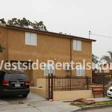 Rental info for 5 BEDROOM TOWNHOUSE FOR RENT! in the Watts area