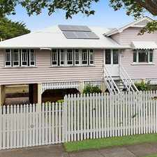 Rental info for Gorgeous Queenslander in the Wynnum area