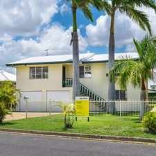 Rental info for Home with a pool in the Rockhampton area
