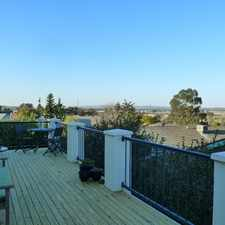 Rental info for Unique Executive Townhouse in the Wagga Wagga area