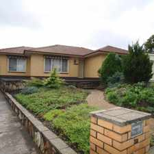 Rental info for TENANT ACCEPTED - NO MORE APPLICATIONS! in the Modbury North area