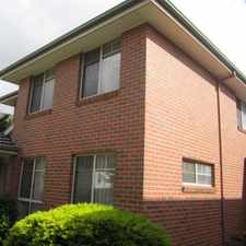 Rental info for MODERN TOWNHOUSE & WALKING DISTANCE TO ALL AMENITIES in the Clayton South area