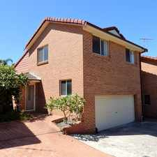 Rental info for WOONONA $490 in the Bulli area