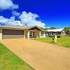 Rental info for NEED A SHED? 4 BEDROOM HOME IN TARANGANBA in the Yeppoon area