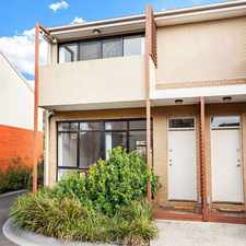 Rental info for Beautiful low maintenance 3 bedroom townhouse.