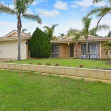 Rental info for SPACIOUS HOME IN ELEVATED POSITION! in the Perth area