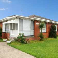 Rental info for POCKET ROCKET IN THE HEART OF MORDIALLOC