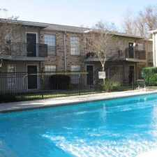 Rental info for Rockridge Station in the Houston area