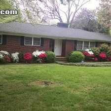 Rental info for $2200 3 bedroom House in Charlotte Myers Park in the Freedom Park area