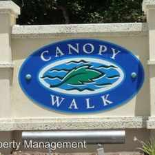 Rental info for 600 Canopy Walk Ln