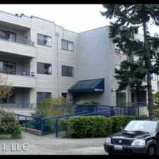 Rental info for 3636 Francis Avenue N Unit 106 in the Seattle area