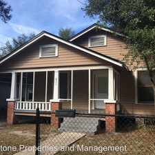 Rental info for 831 Broxton St.