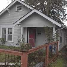 Rental info for 1463 E 24th Ave
