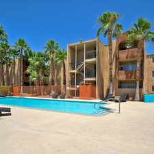 Rental info for Villas at Desert Pointe in the Las Vegas area