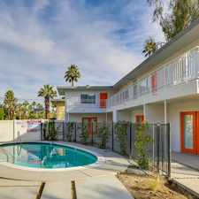Rental info for 310 East Palm Canyon Drive #5