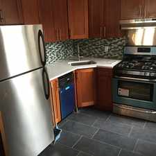 Rental info for 81 Olive Street in the Williamsburg area