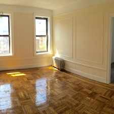 Rental info for 627 West 207th Street