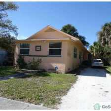 Rental info for LARGE 4 BED 2 BATH IN SOUTH ST. PETE FOR RENT!