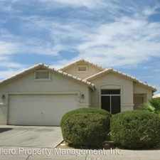 Rental info for 1814 N 88th Ave in the Phoenix area