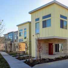 Rental info for Wonderland Creek Townhomes