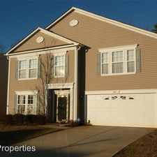 Rental info for 3360 Table Rock Drive
