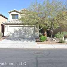 Rental info for 41704 W. Sunland Dr.