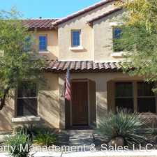 Rental info for 1710 S. Parkcrest St. in the Gilbert area