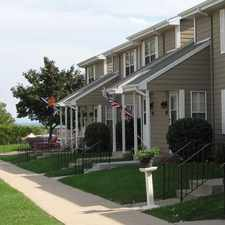 Rental info for South Cliff Apartments in the South Milwaukee area