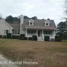 Rental info for 373 Adams Road