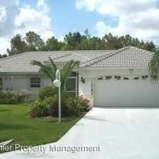 Rental info for 10264 Wood Ibis Ave. in the Bonita Springs area