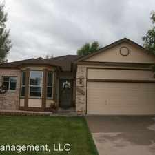 Rental info for 6555 Packsaddle Ct in the Springs Ranch area