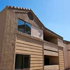 Rental info for La Estrella Vista in the Phoenix area