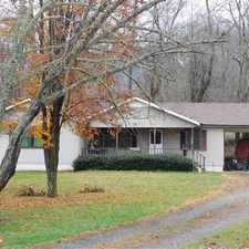Rental info for 1596 Eagle Mountain Rd.