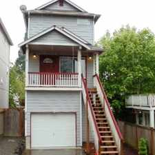 Rental info for 210 115th ST S