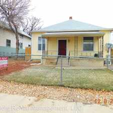 Rental info for 1021 W 13th St
