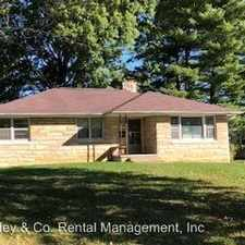 Rental info for 2509 Eastgate Lane in the Bloomington area