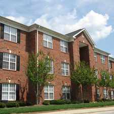 Rental info for Blackthorn Apartments in the Greensboro area