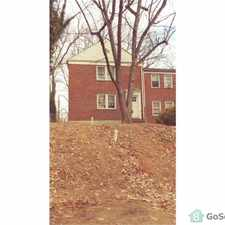 Rental info for One bedroom and Den apartment across from park in the Glen Oaks area