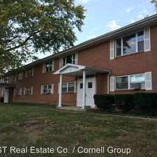 Rental info for 20 Grand Valley Dr - Unit 3