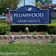 Rental info for Plumwood Apartments 1515 Lakehurst Drive