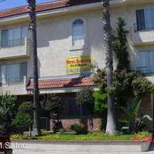 Rental info for 13415 Doty Avenue #6 in the Los Angeles area