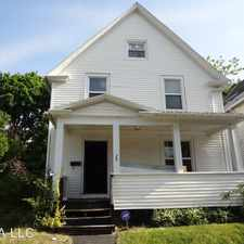 Rental info for 72 Wilkins St in the Rochester area