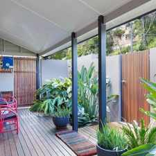 Rental info for IMPRESSIVE INNER-CITY FAMILY LIVING in the Brisbane area